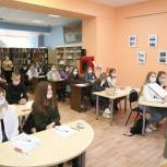 Свыше 70 человек написали «Диктант Победы» на двух площадках в городском округе Луховицы