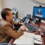 Агафонов о реализации послания президента: предстоит большая и важная работа
