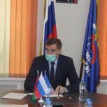 Сенатор от Калужской области провел личный прием граждан