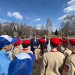 Иван Квитка с рабочим визитом посетил Ялуторовск