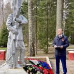 Единороссы Солнечногорска проводят мониторинги памятников Великой Отечественной войны