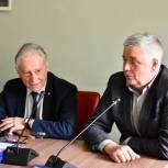 Тарас Ефимов предложил предпринимателям Балашихи сформировать пакет социальных инициатив для реализации на территории городского округа