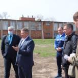 Николай Панков: ФОКот в Пугачеве будет доступен всем жителям города