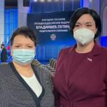 Елена Митина отметила новые меры поддержки, озвученные президентом России