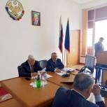 Хизри Шихсаидов принял участие в работе Коллегии Счетной палаты Республики Дагестан