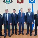 Вячеслав Смелик вновь избран главой Ялуторовска