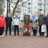 При поддержке депутата в Волосово установлен Памятный знак