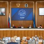 Ямальские депутаты приняли важные для региона законы
