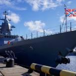 В Калининградской области «Диктант Победы» пройдет на главной военно-морской базе Балтийского флота – корветах «Бойкий» и «Настойчивый»
