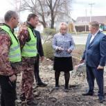 Депутат Госдумы: Пугачевцы не дают дремать строителям