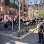 В Дагестане проходит партийный мониторинг объектов благоустройства