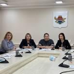 Заседание фракции «Единой России» состоялось в Ленинском райсобрании