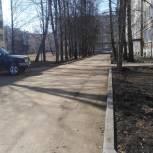 «Городская среда»: В Рузаевском районе прошел рейд по благоустроенным дворовым территориям