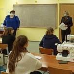 Депутат Мособлдумы Игорь Исаев посетил школу №2 в Озёрах