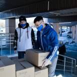 Медики «красных зон» Поволжья, Дальневосточного и Южного федеральных округов получили горячее питание
