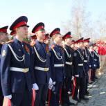 В Пензе участники Парада Памяти получили памятные знаки