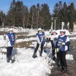 В Башкирии единороссы приняли участие в «Дне чистоты»