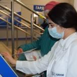 «Дети войны» Мурманска прошли диагностические осмотры в Центре здоровья