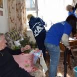 В Мурманске волонтеры дали старт акции «Спасибо вам, ветераны!»