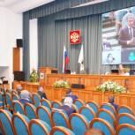 Инициативу «Единая России» об отмене платы за капремонт в малоквартирных домах поддержал областной парламент