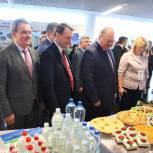 Состоялось открытие Международной выставки «Туризм, отдых и оздоровление – 2021»