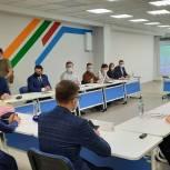 """Участники проекта """"Политстартап"""" встретились с Татьяной Кусайко"""