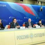 Гаджимет Сафаралиев:  Соотечественники за рубежом должны иметь возможность получать образование на русском дистанционно