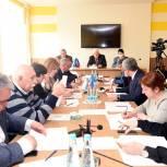 Заседание Президиума Регионального политсовета «Единой России» прошло в Махачкале