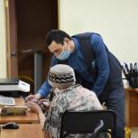 В рамках партийного проекта «Старшее поколение» стартовали курсы компьютерной грамотности 50 плюс