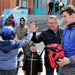 Депутат Тюменской облдумы от «Единой России» организовал праздник для жителей Тараскуля