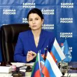 Послание Президента гарантирует как внутреннюю, так и внешнюю социальную защищенность населения, - Елена Ельникова