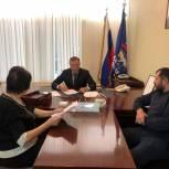 Депутат Госдумы Заур Аскендеров оказал содействие в восстановлении водоснабжения в одном из многоквартирных домов Махачкалы