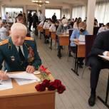 «Диктант Победы» написали в военно-техническом музее славы в Черноголовке