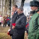 В Палкинском районе перезахоронили шестерых советских солдат