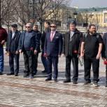 Владимир Вшивцев принял участие в памятном мероприятии по случаю годовщины взятия Вены