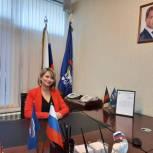 Анна Безрукова: «Главным приоритетом России Владимир Путин назвал народосбережение»