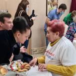 Елена Серова посетила реабилитационный центр «Журавушка» в Егорьевске