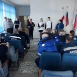 В Петровске сотрудников скорой медицинской помощи поздравили с профессиональным праздником