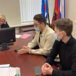 Лариса Тиунова поможет реализации проекта «Добрая карта»
