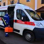 «Единая Россия» поздравит работников скорой помощи по всей стране с профессиональным праздником