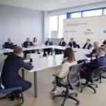 Олег Кочетков провел рабочую встречу с делегатами Бельгийско-Люксембургской торговой палаты в России