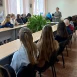 Тюменским студентам рассказали о роли избирательной системы в жизни общества