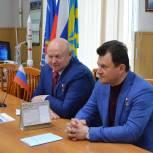 Депутаты Госдумы встретились с преподавателями и студентами радиотехнического университета