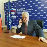 Юрий Смирнов присоединился к Неделе приемов граждан старшего поколения по социальным вопросам