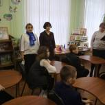 В Суражской детской библиотеке школьникам рассказали о юных героях Великой Победы