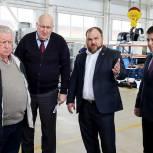 Олег Кочетков: Промышленные предприятия являются локомотивами развития экономики Пензенской области