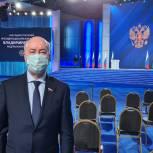 Валерий Иванов: «Забота первая - о детях»