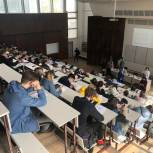 Участниками «Диктанта Победы» в Южном округе стали более 1000 москвичей