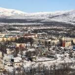 Сергей Носов работает в Тенькинском городском округе