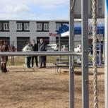 Благоустройство зоны отдыха в ТОС «Южная горка» продолжится за счет средств, выделенных на поддержку местных инициатив